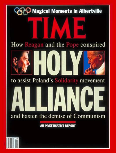 Time � The Holy Alliance